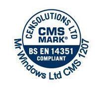 CMS Compliant Mark